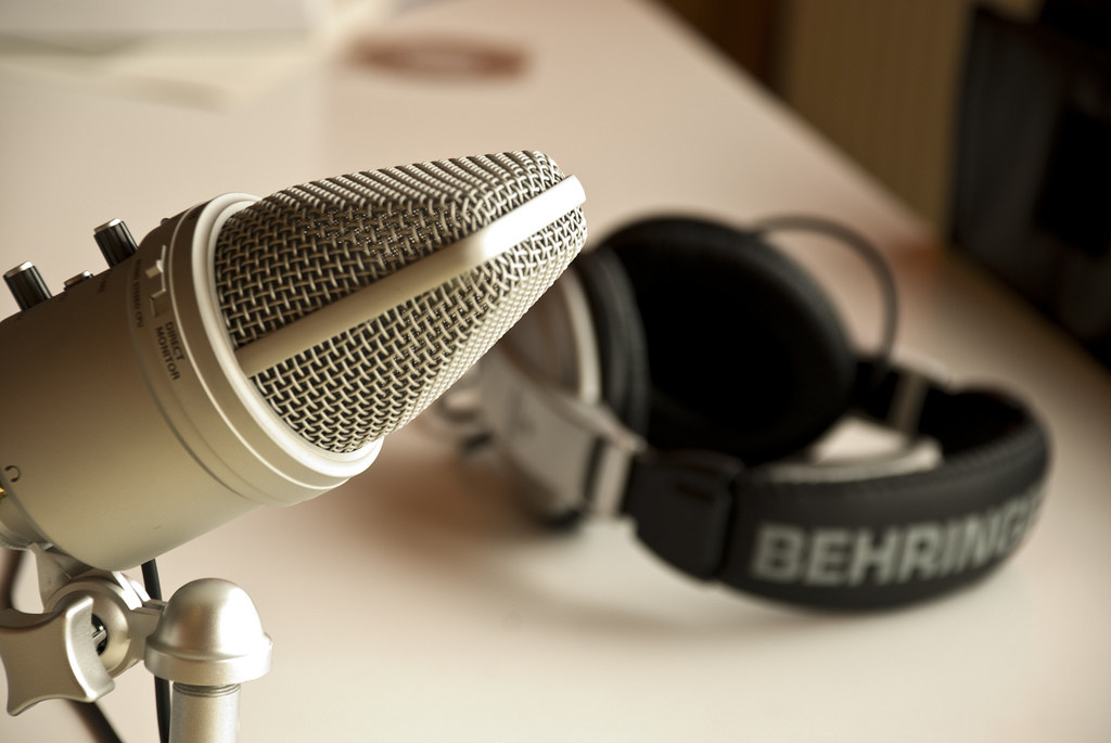 My Podcast Set 1 by Patrick Breitenbach, found on Flickr