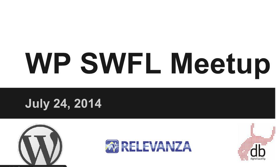 WordPress Meetup Southwest Florida