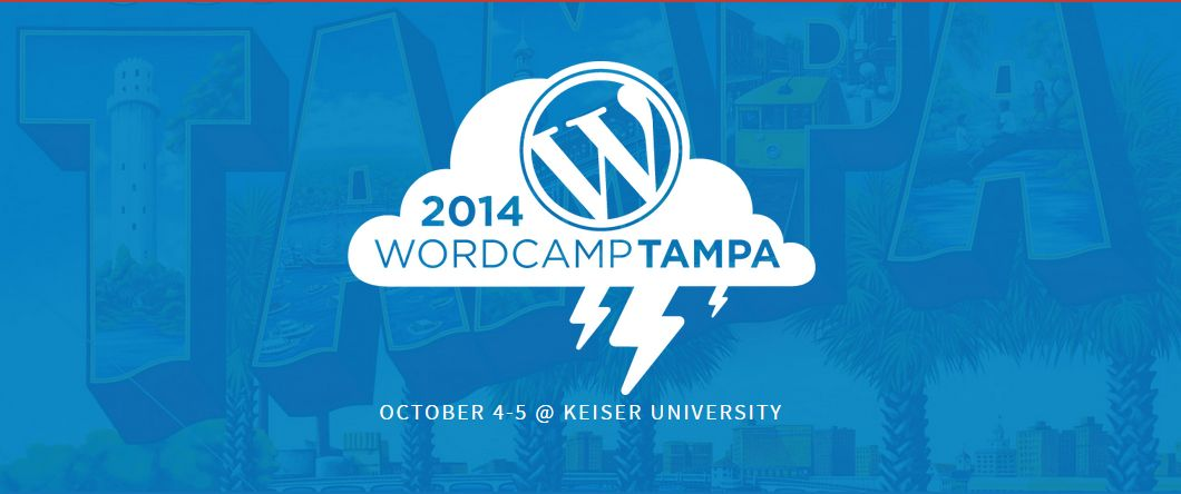 WordCamp Tampa 2014