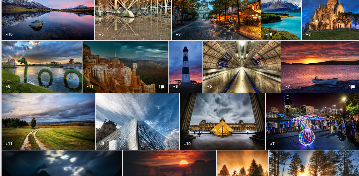 Collage Photos by Trey Ratcliff Top 500 - StuckinCustoms.com