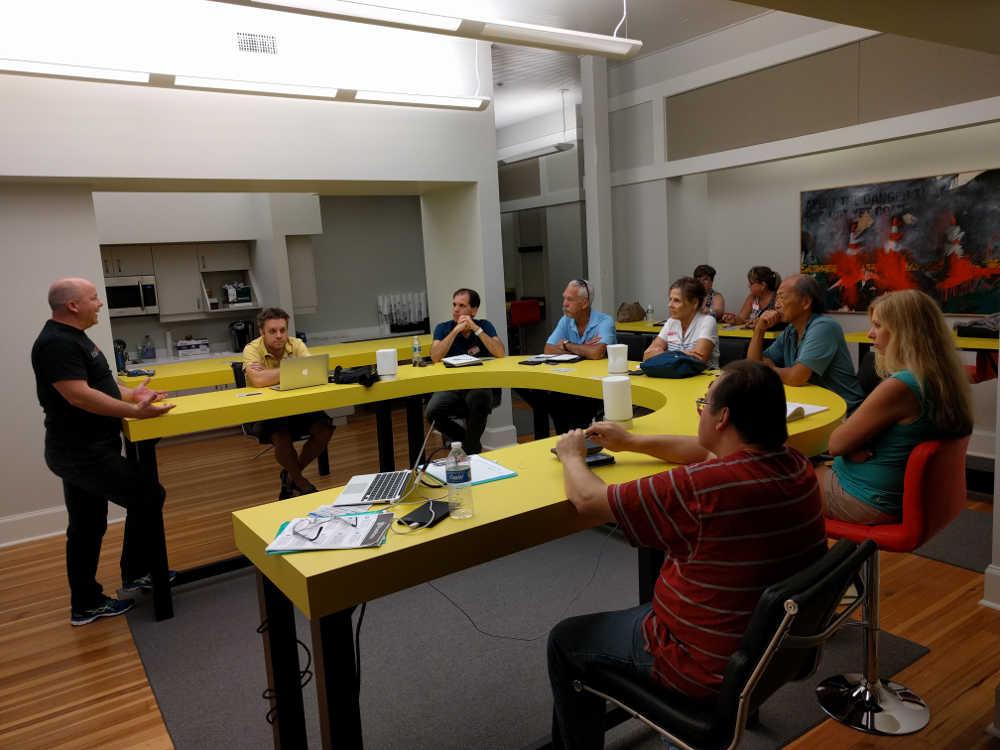 WordPress Meetup at The RocketLounge